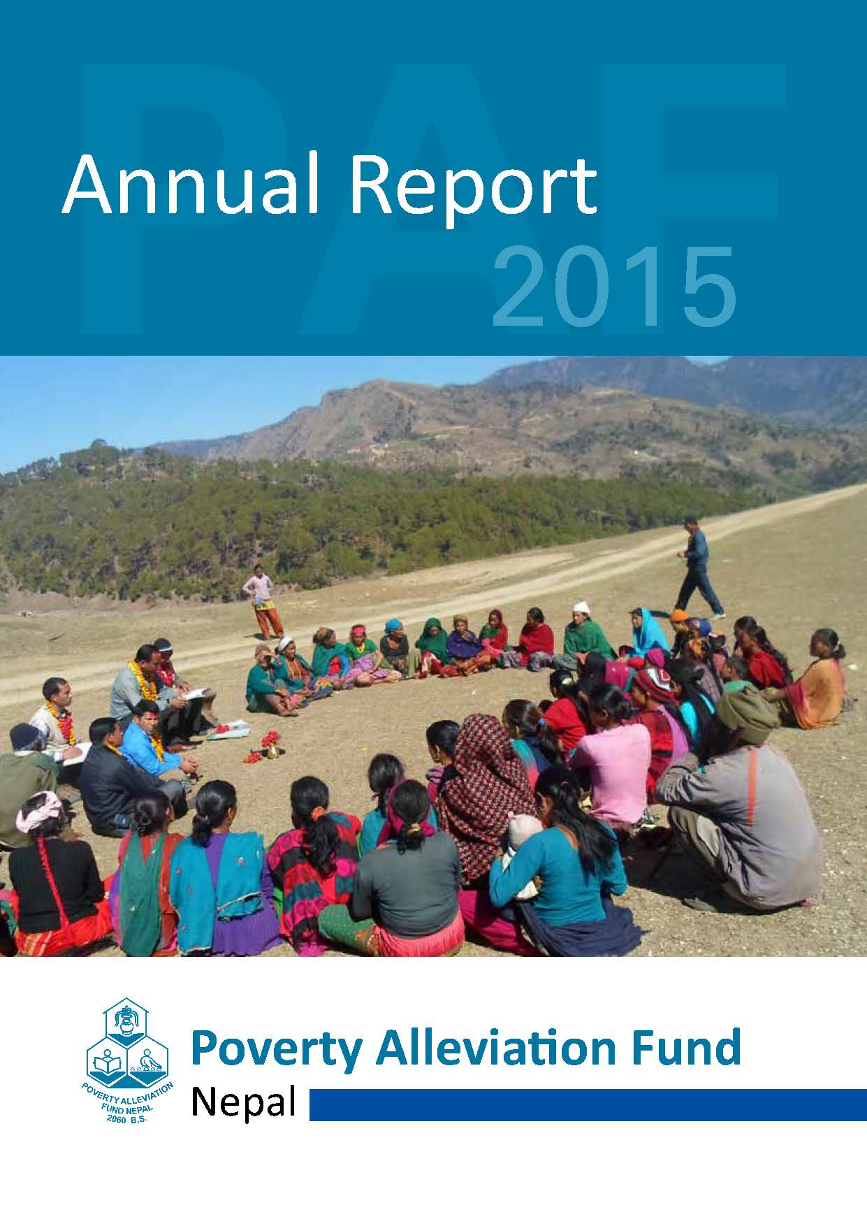 Annual Reports 2015